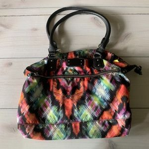 Nine West purse shoulder bag multi colored